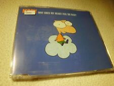 Why Does My Heart... Single Audio CD Moby