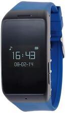 MyKronoz ZeWatch 2 blau Smartwatch Fitness Schlaf Tracker Bluetooth