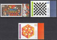 3495 3496 3497 postfrisch mit Rand rechts BRD Bund Deutschland Briefmarken 2019