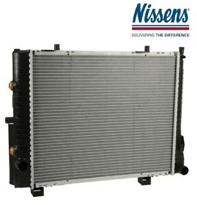 For Mercedes W202 C230 99-00 Radiator Aluminum Core Nissens 2025005203