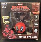 Marvel Deadpool Flying UFO Ball NEW