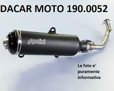 190.0052 SILENCIEUX POLINI KYMCO DOWNTOWN 300i 4 V.(SK60A) 2011/2012