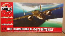 Airfix A06015 North American B-25C/D Mitchell 1/72 Kit NEW