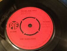 THE SEARCHERS . SUGAR AND SPICE  . 1963 . CLASSIC 1960's HIT