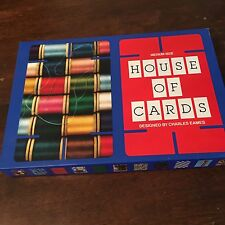 House of Cards Medium MOMA 1992 Charles and Ray Eames Museum of Modern Art