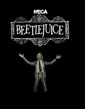 "NECA Reel Toys Cult Classic Film Series: THE BEETLEJUICE 7"" Movie Figure"