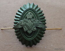 RUSSIAN   ARMY  PIN BADGE HAT  COCKADE     #28 LE