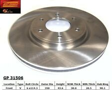 Disc Brake Rotor fits 2006-2009 Nissan Armada Titan  BEST BRAKES USA