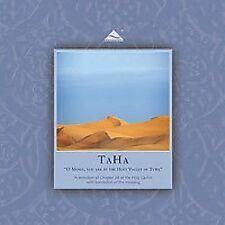 SURAH TAHA Recitation By Shaykh Al-Ghamdi, Translation IN ENGLISH(AUDIO-CD)