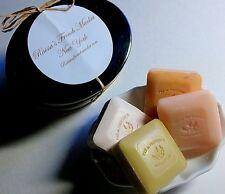 Shea Butter Pre de Provence Guest Soaps - 4 Assorted