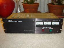 Broadcast Electronics Spotmaster CLE/FM, Compressor Limiter Expander, Vintage