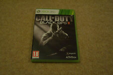CALL OF DUTY BLACK OPS 2 FOR THE XBOX 360