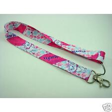 Disney Marie Cat Neck Lanyard KeyChain ID Pocket Cell Phone Strap