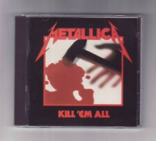 (CD) METALLICA - Kill 'Em All / 12 Trk / Am I Evil / Blitzkrieg / 9 60766-2