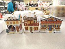 Hummel Bavarian Village Heirloom Ornament Porcelain Collection: 4Th Issue,