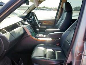 Rangerover sport 05-09 complete interior black leather seats breaking
