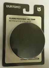 1 x Burton Fluoro Paste Wax - All Temp