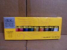 Winsor & Newton 2190517 Galeria Acrylic Paint 10 Tube Set
