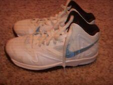 Nike Premiere Gs Basketball Shoe White/black 703928 100 Size 5.5Y