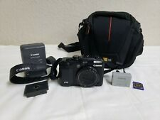 Canon Powershot G12 Digital Camera Adult Pre-Owned Tested Working Made In Japan!