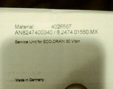 AN8247400340 4026567 Service/Maintenance Kit SPX/Kaeser Eco-drain 30 viton