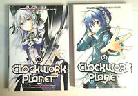 CLOCKWORK PLANET Vol. 1 & 2 Manga VIZ Media English from Kodansha Comics