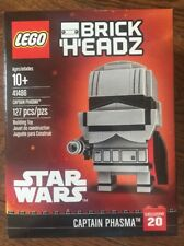 LEGO BrickHeadz CAPTAIN PHASMA 41486 Star Wars Building Set