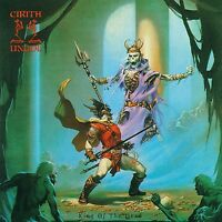 CIRITH UNGOL-KING OF THE DEAD (180G BLACK LIMITED EDITION )  VINYL LP NEW+