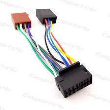 ISO Adapter SONY CDX- 4250 5100 2500 610 760 780 810 860 910 3180 4180