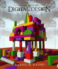 Principles of Digital Design, Daniel D. Gajski, New Book