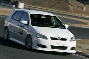 Toyota Corolla Sportivo Eyelids ZZE123 E12 E120 FACELIFT RUNX ALLEX