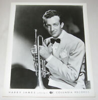 1942 Columbia Records Star Harry James Band Leader Trumpet Player