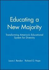 Educating a New Majority: Transforming America's Educational System-ExLibrary