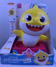 New! Nickelodeon Pinkfong BABY SHARK  Dancing DJ Interactive Toy