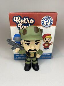 Leatherneck G.I.Joe - Retro Toys Mystery Mini Funko Vinyl Figure Hasbro NEW