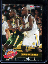 u4270 - 1993-94 Hoops Magic's All-Rookies #1 Chris Webber Golden State NM-MT