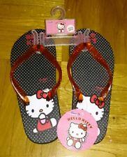 Badelatschen Sandale Sandalette Badeschuh Strand Schuh Hello Kitty NEU 30 / 31