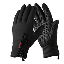 Unisex Touch Screen Sport Gloves Breathable, Lightweight, Thermal and Windproof