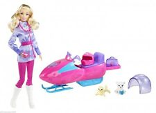 Barbie I Can Be Arctic Rescue Doll and Playset   New & Sealed