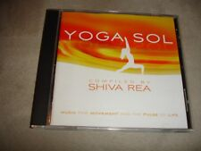 Yoga Sol By Various Artists CD Compiled By Shiva Rea Music For Movement