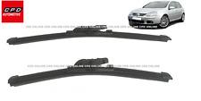 """VW Golf MK5 Hatchback 2005-2009 Front Aero Wiper Blades 24""""+ 19"""" Wipers Pair NEW"""