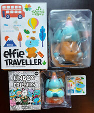 UNBOX INDUSTRIES x TOO NATTHAPONG ELFIE THE TRAVELLER SET   MOLLY DUNNY JANKY