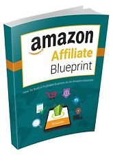 Amazon Affiliate Blueprint - ebook on 1 CD