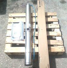 POMPA SOMMERSA LOWARA 1 HP  KW 0,75 MODELLO 4GS07M V220