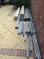 More details for galvanised scaffold heavy duty 16ft poles scaffolding wrexham lots available