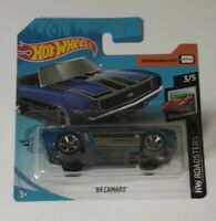 '69 Camaro Hot Wheels 2020 Caja L Hw Roadsters 3/5 Mattel
