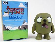 "Kidrobot Fresh 2 Death ZOMBIE JAKE Adventure Time 3"" Vinyl Figure 1/24"