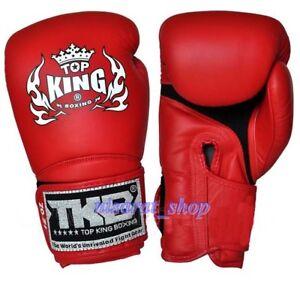 TOP KING TKBGEM-01 EMPOWER Sporting MMA Martial Arts Muay Thai Boxing Gloves