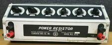 Clarostat 240-C Power Resistor Decade Box #K140