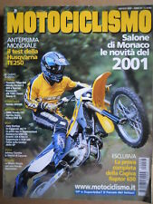 MOTOCICLISMO n°8 2000 Yamaha TMax 500 Honda Hornet-S 600 Special Kawa VN 15[P34]